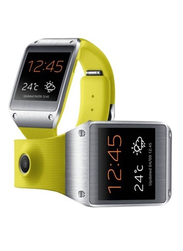 SM-V700 Galaxy Gear Lime Green-Samsung